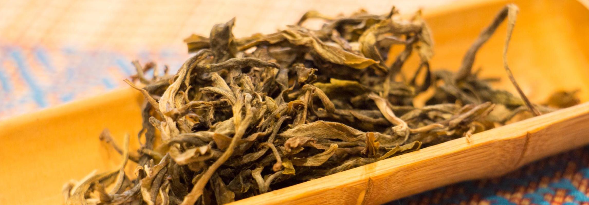 中国茶のお話トップ画像