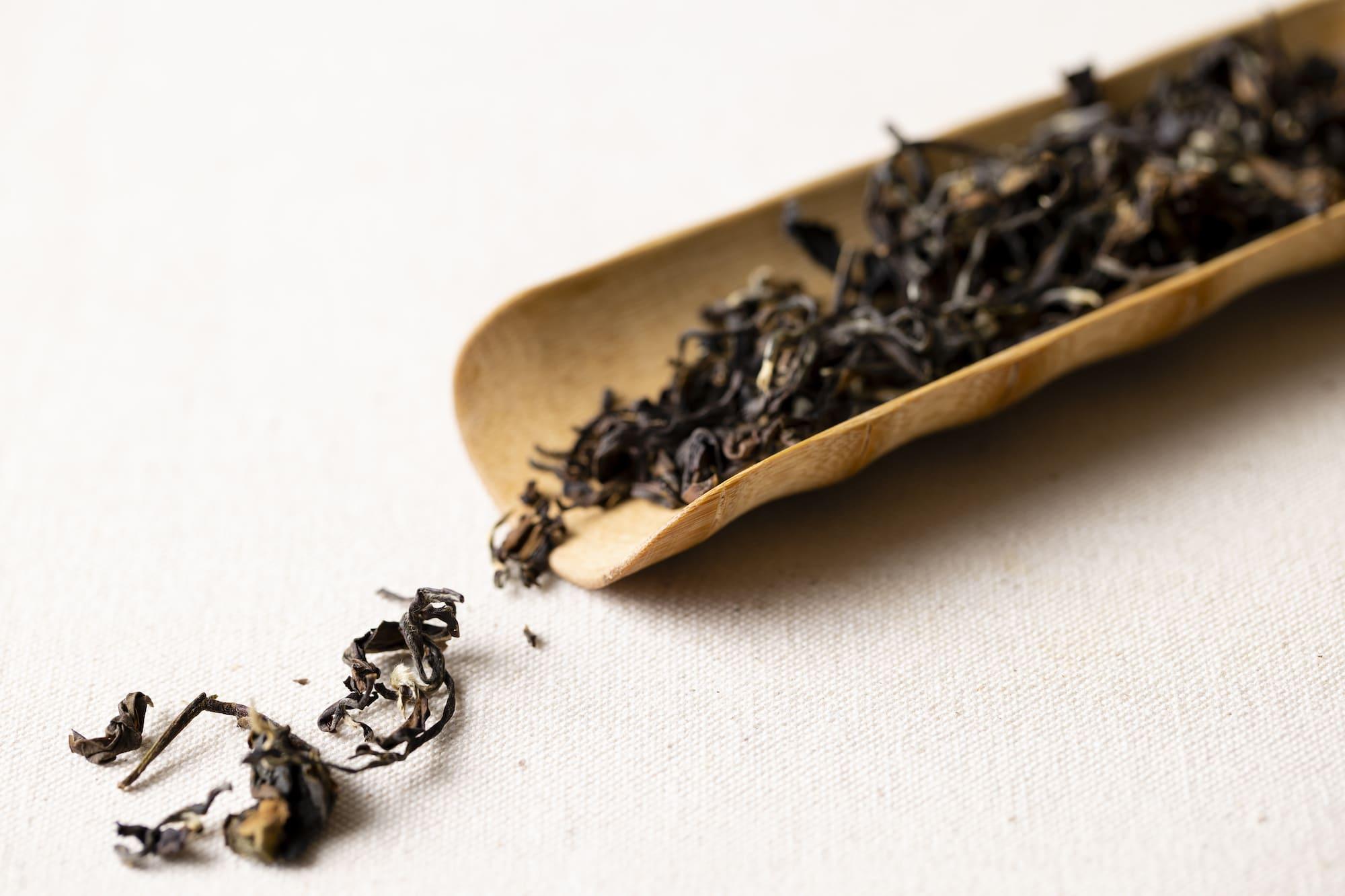 茶葉に含まれる化学成分