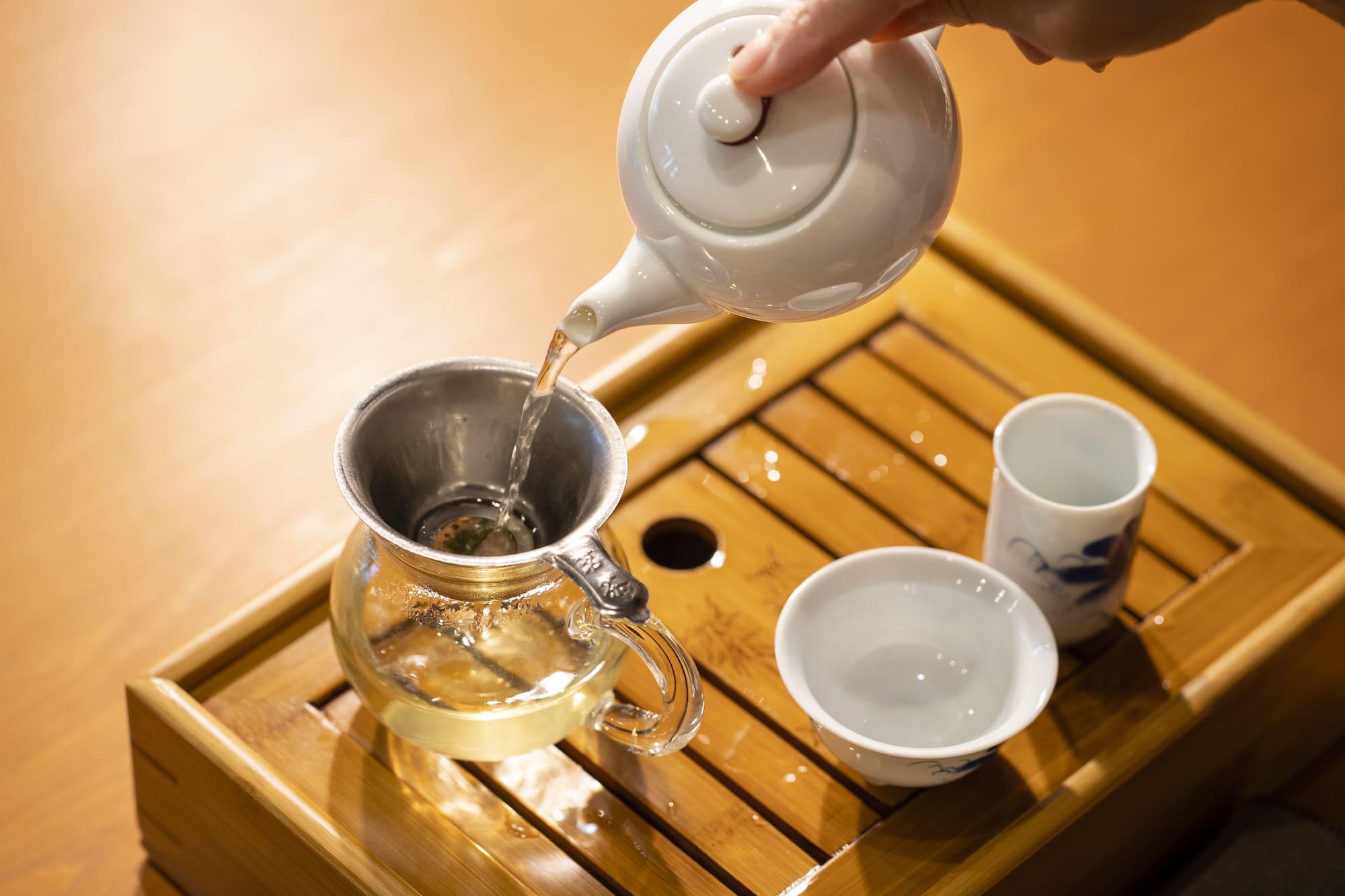 中国茶の基礎知識