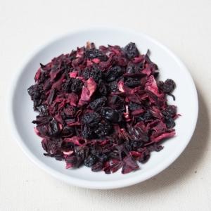 花果茶 (ブルーベリー風味)画像