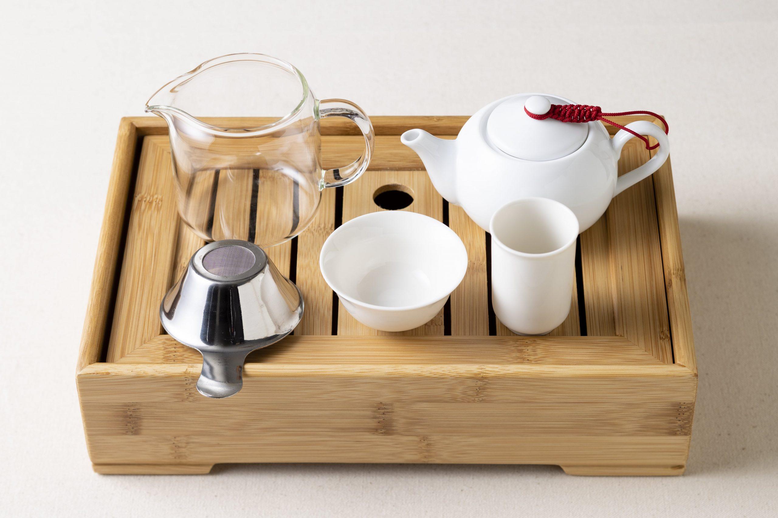 工夫茶基本セット画像