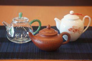 おいしく淹れるために(茶器の素材)アイキャッチ